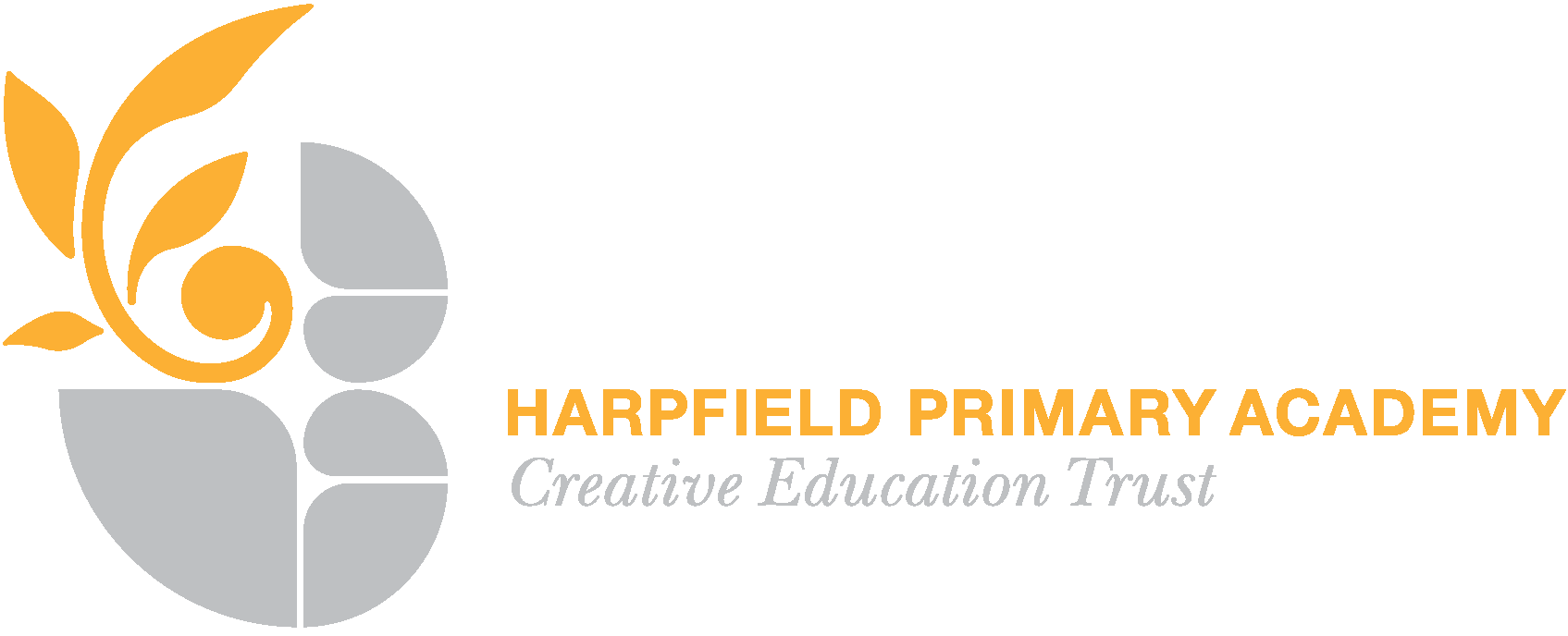 harpfield academy CET logo