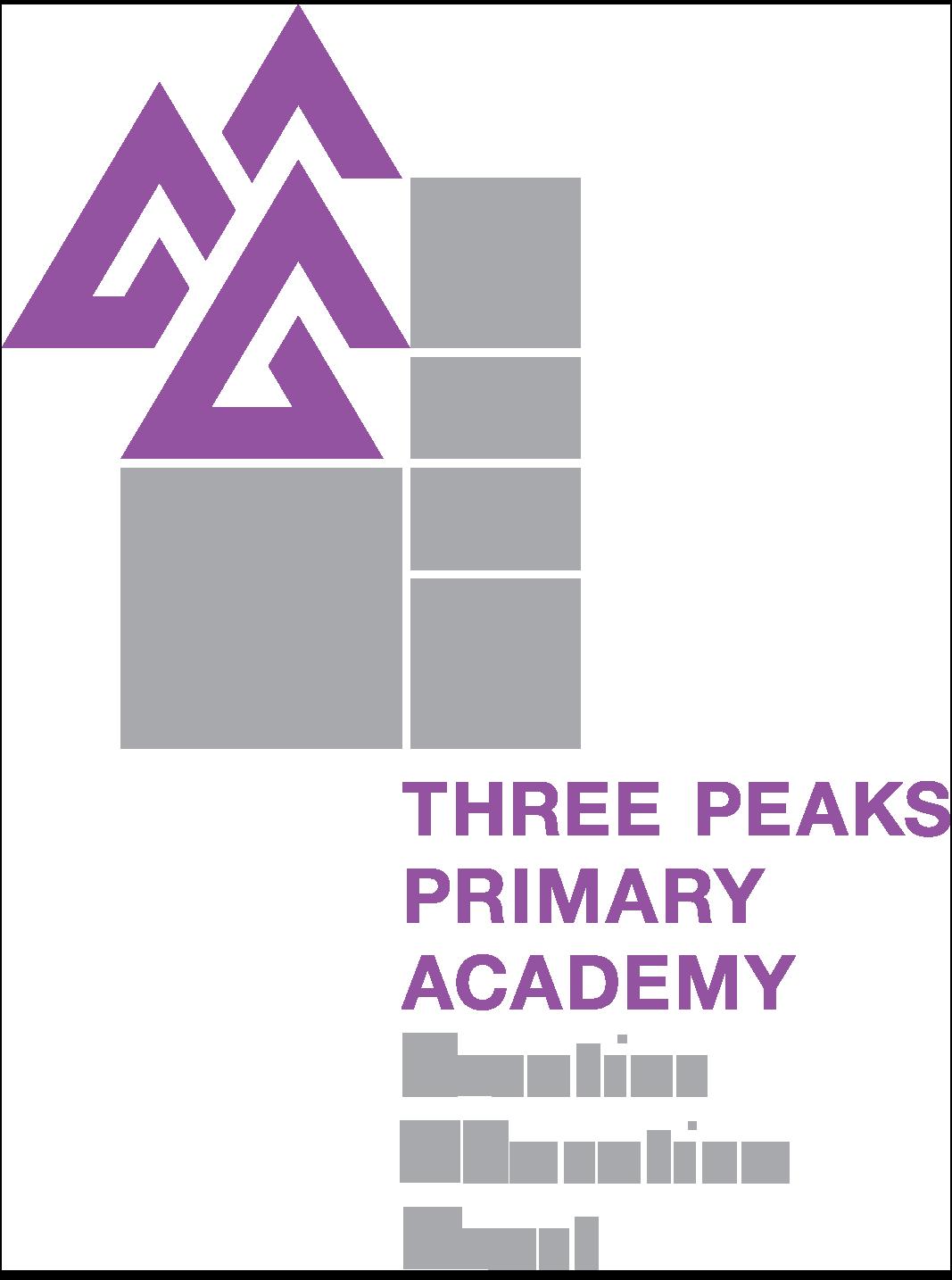 three peaks academy CET logo