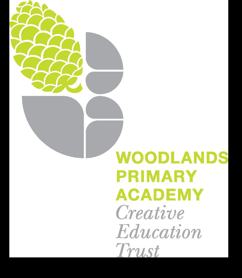 Woodlands primary academy CET logo